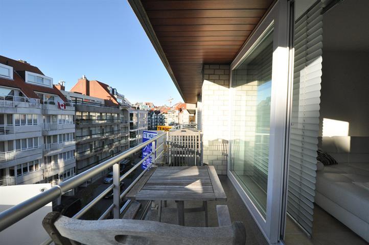 Agréable appartement avec une terrasse ensoleillée, près de la PLACE RUBENS.