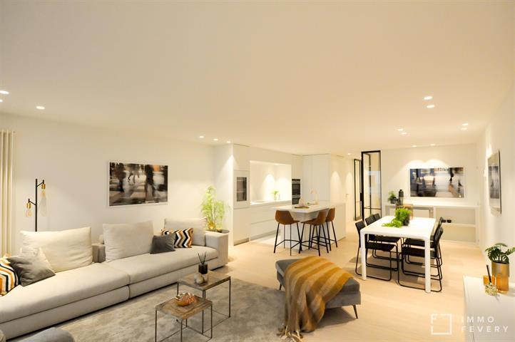 Volledig vernieuwd appartement op een topligging dichtbij het Rubensplein.