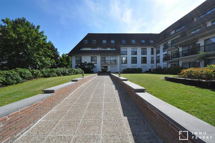 Zonnig appartement in een villa-residentie te Albertstrand.