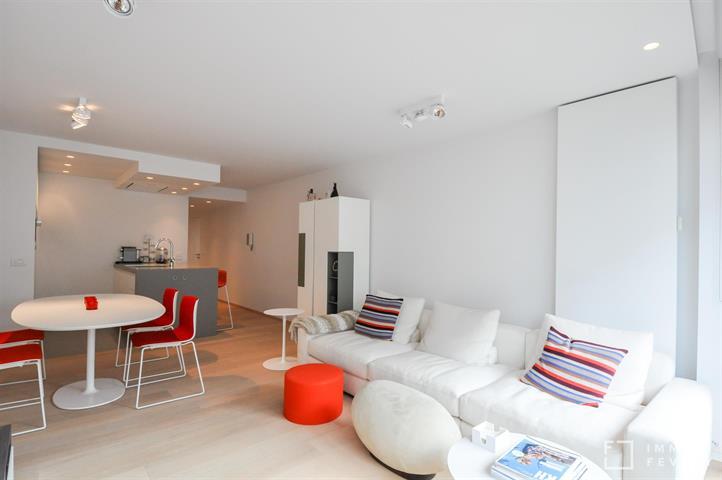 Instapklaar appartement met zijdelings zeezicht aan het Alberstrand!