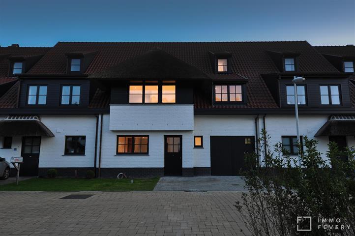 Maison située dans un projet résidentiel exclusif dans un endroit calme à Westkapelle.