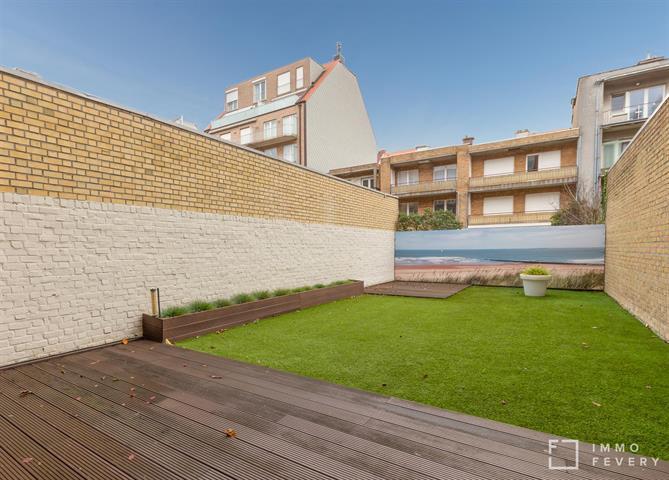 Appartement contemporain avec jardin!