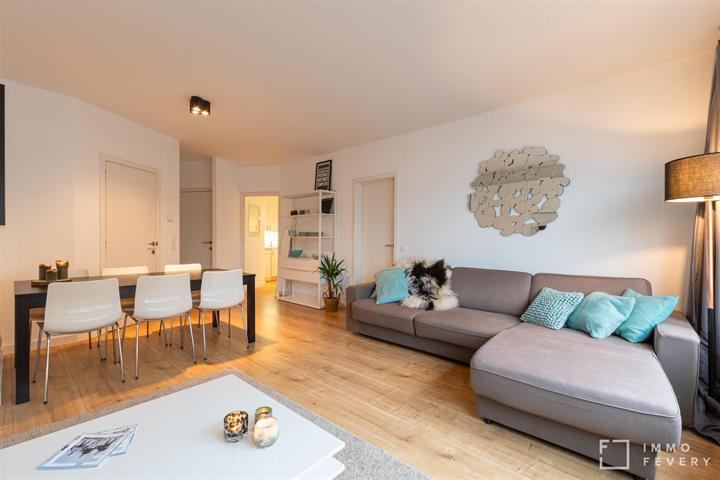 Recent appartement vlakbij het strand & het centrum van Knokke!